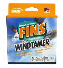 Fins WindTamer 135m green