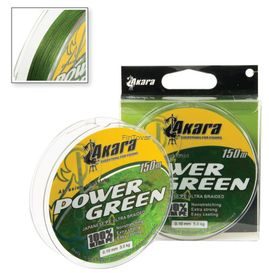 Akara Power Green 150м
