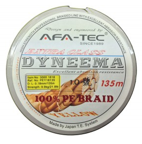 AFA-TEC Dyneema Yellow